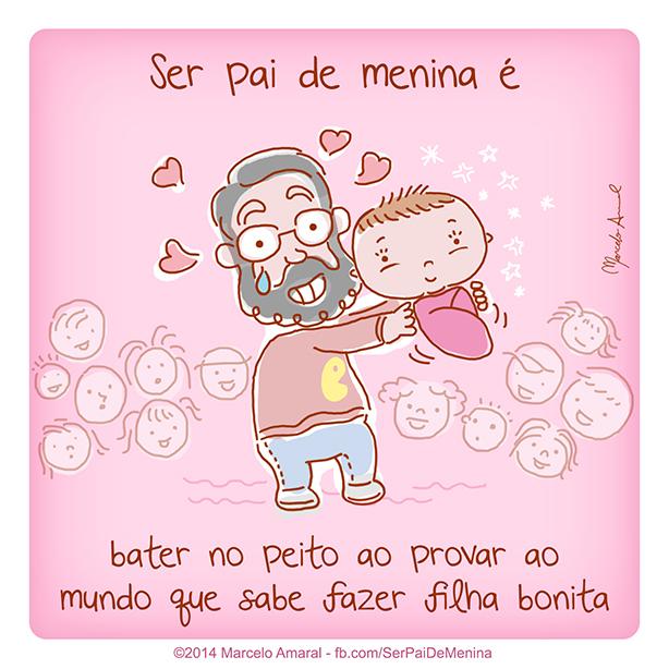 Ser Pai de Menina #4