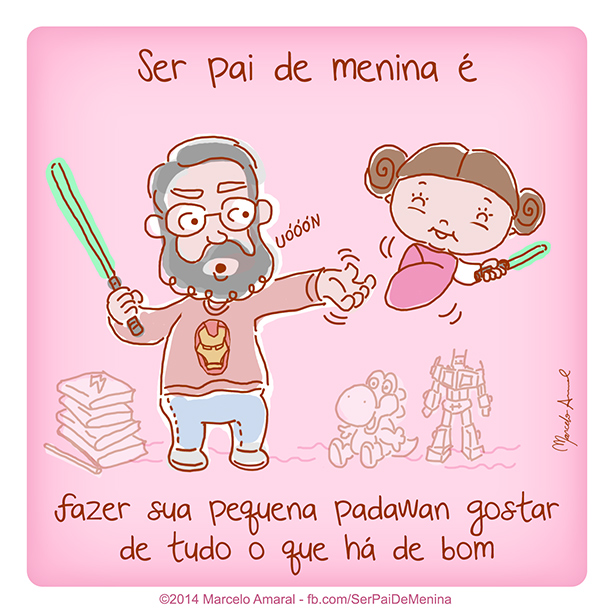 Ser Pai de Menina #5