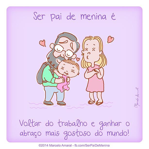 Ser Pai de Menina #36