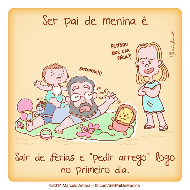 Ser Pai de Menina #44
