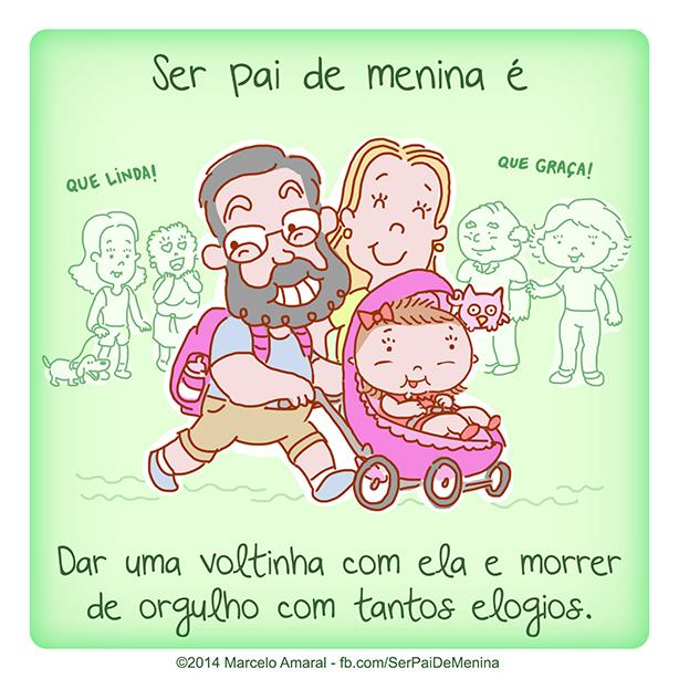 Ser Pai de Menina #48