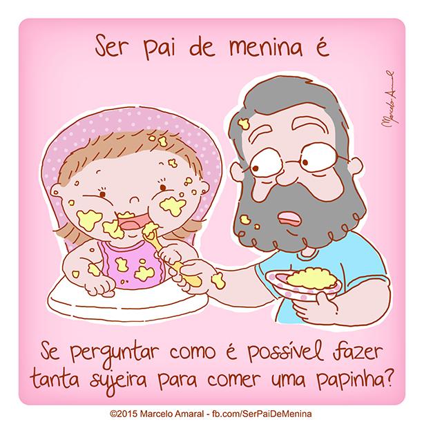 Ser Pai de Menina #58