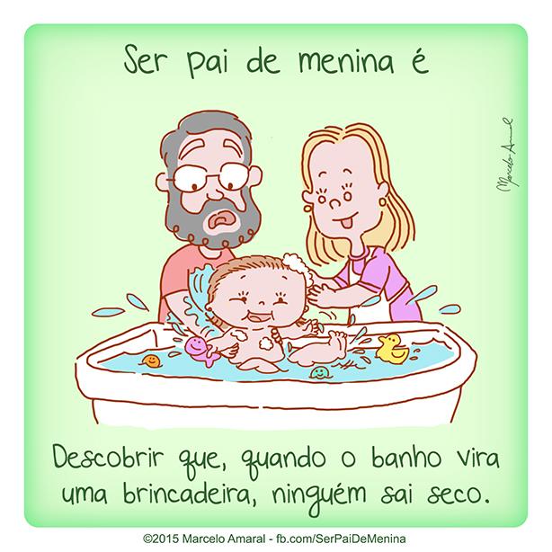 Ser Pai de Menina #61