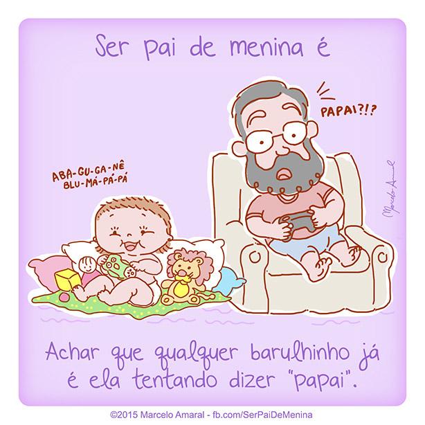 Ser Pai de Menina #62
