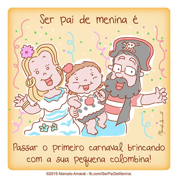 Ser Pai de Menina #68