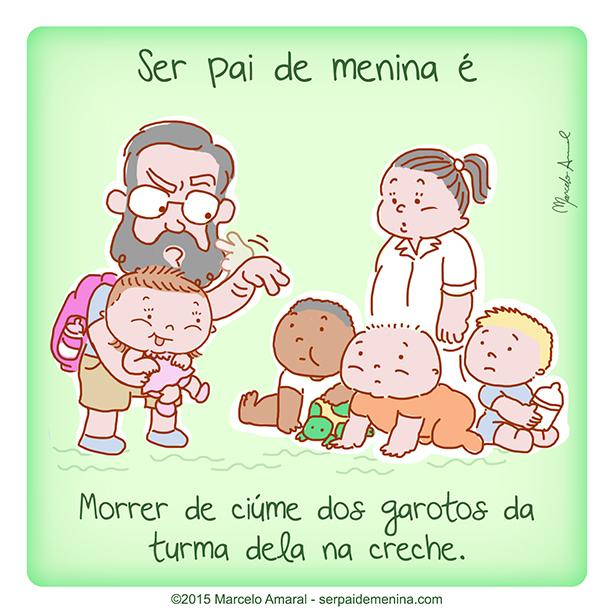 Ser Pai de Menina #77
