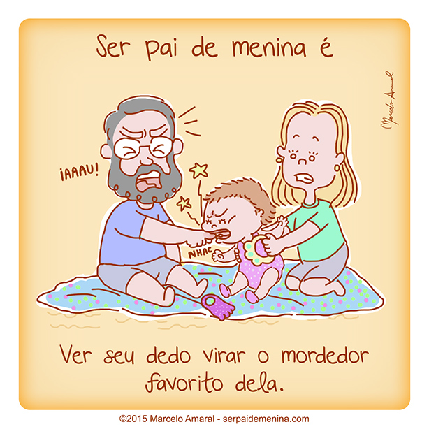 Ser Pai de Menina #83