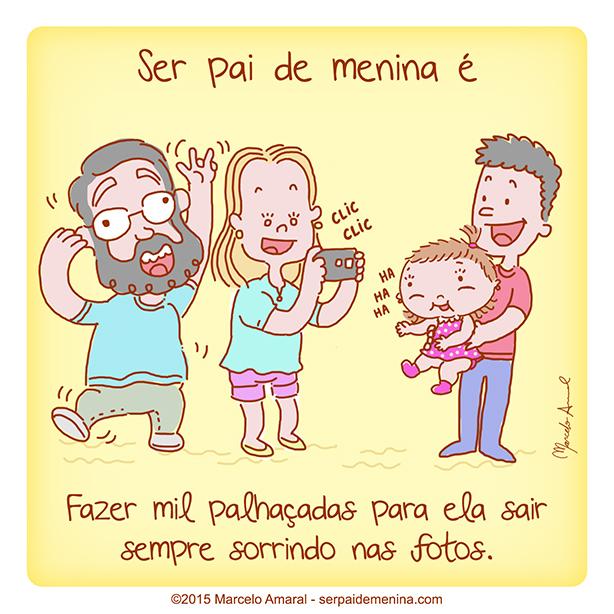 Ser Pai de Menina #86