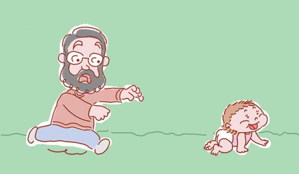 """Bebês """"sem noção do perigo"""" nos quadrinhos e nos desenhos animados"""