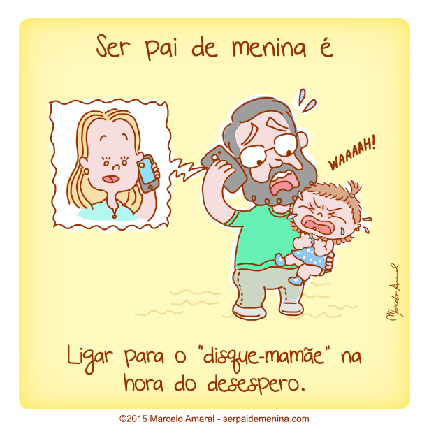 Ser Pai de Menina #89
