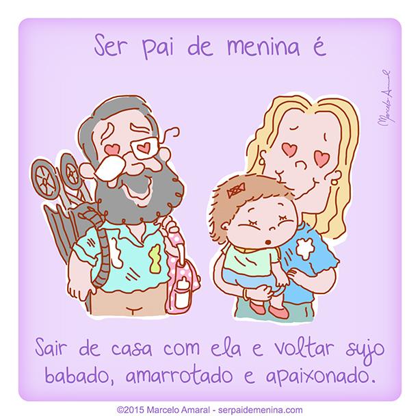 Ser Pai de Menina #92