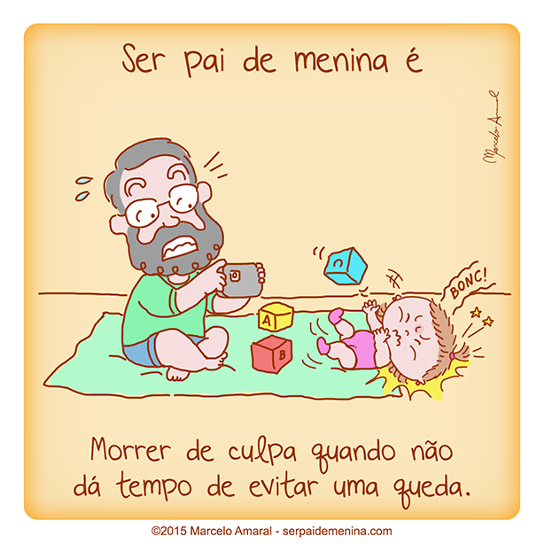 Ser Pai de Menina #98