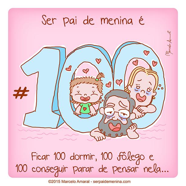 Ser Pai de Menina #100