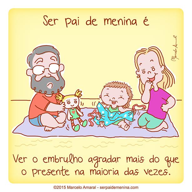 Ser Pai de Menina #103