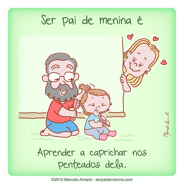 Ser Pai de Menina #107
