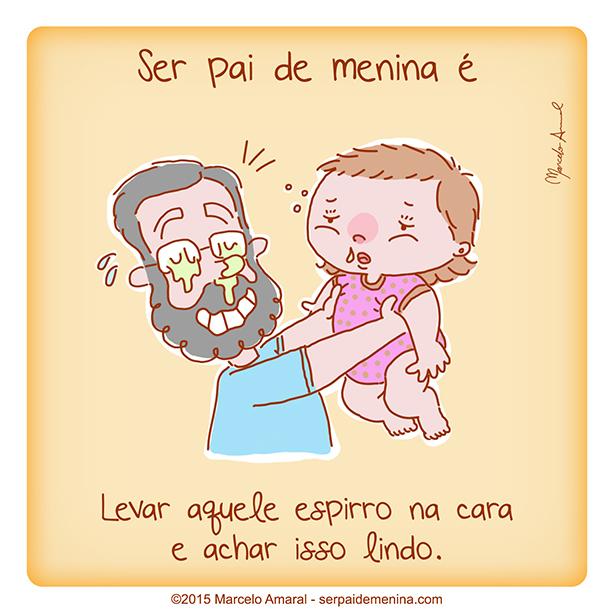 Ser Pai de Menina #108