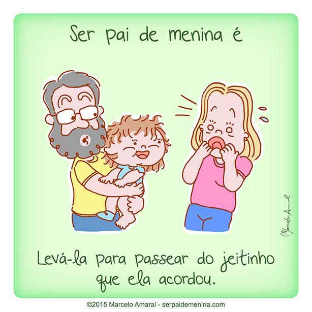 Ser Pai de Menina #112