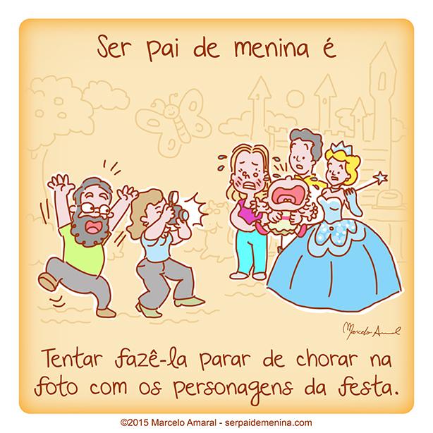 Ser Pai de Menina #115