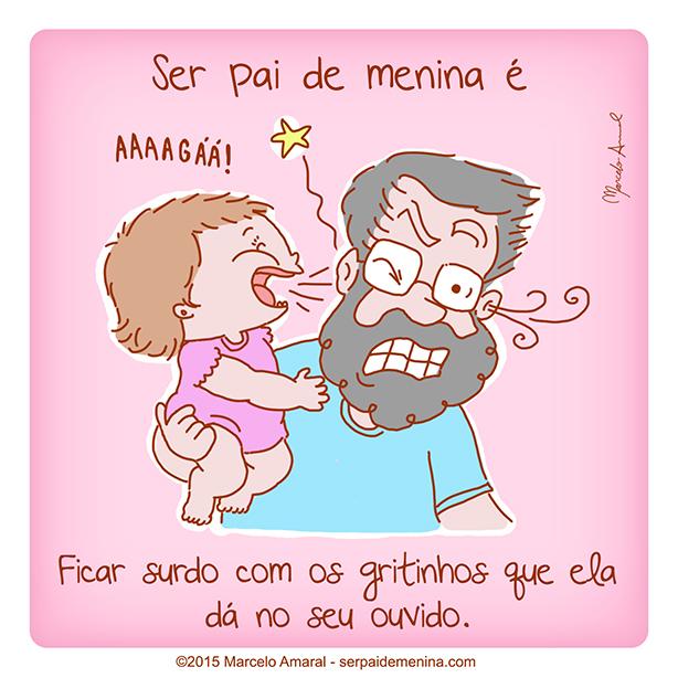 Ser Pai de Menina #116