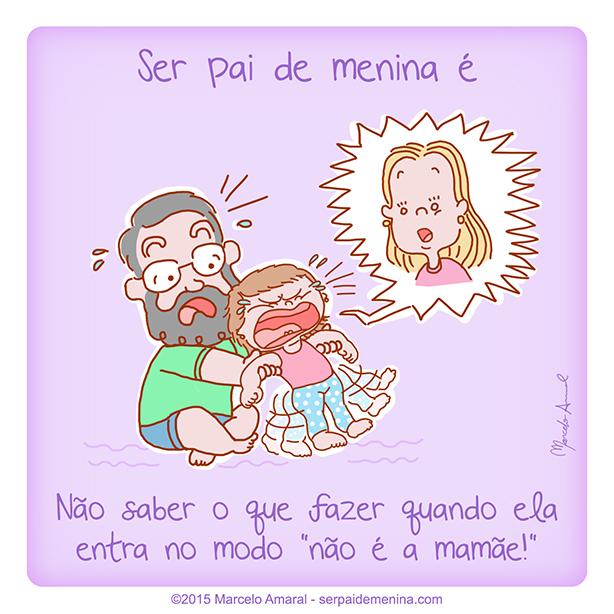 Ser Pai de Menina #119