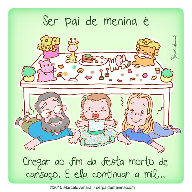 Ser Pai de Menina #123