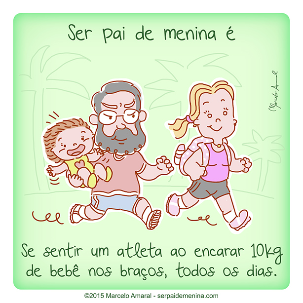 Ser Pai de Menina #130