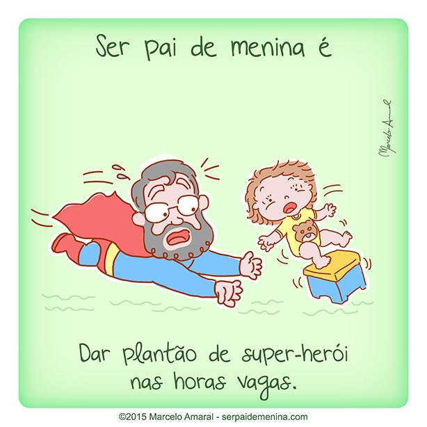 Ser Pai de Menina #136