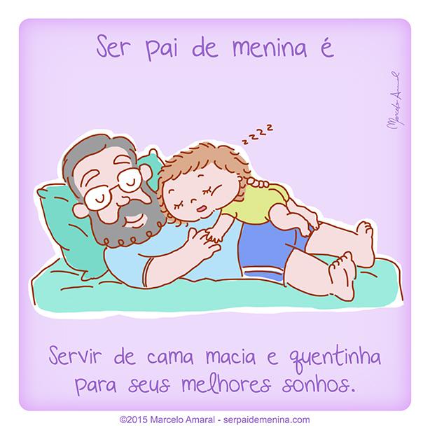 Ser Pai de Menina #141