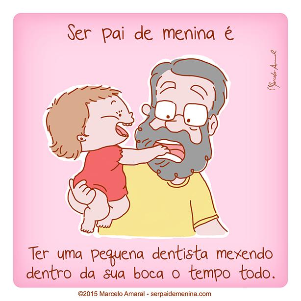 Ser Pai de Menina é #144